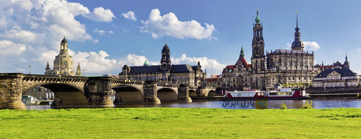 Ravensburger 19619- 2000 pcs - Dresden Canaletto Blick - Panorama
