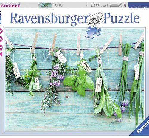 Puzzle Herb Garden Ravensburger