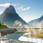 پازل ۱۰۰۰ تکه پانوراما تنگه میل فورد – نیوزیلند