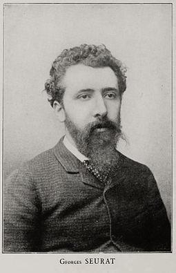 ژرژ سورا Georges Pierre Seurat