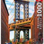 پازل ۱۰۰۰ تکه پل منهتن – نیویورک