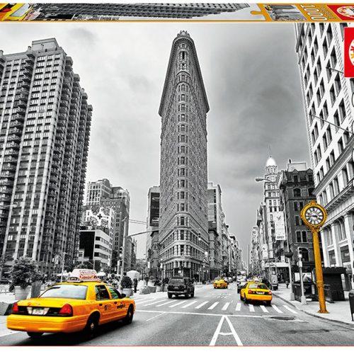 پازل سیاه و سفید نیویورک