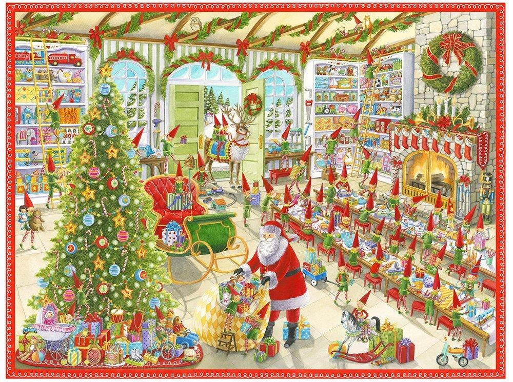 Santa's Ready Christmas