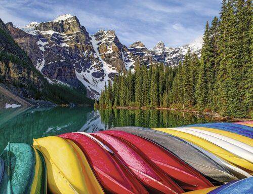 Canoe, Puzzle