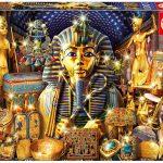 پازل ۱۰۰۰ تکه گنج مصر اثر اندرو فارلی