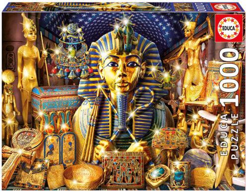 پازل ۱۰۰۰ تکه گنج مصر