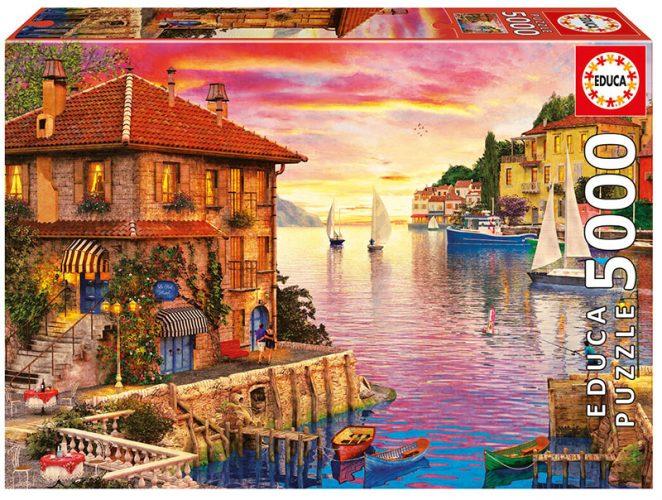 The Mediterranean Harbour