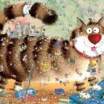 پازل ۱۰۰۰ تکه زندگی گربه اثر مارینو دگانو
