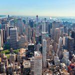 پازل ۱۰۰۰ تکه نیویورک به همراه عینک واقعیت مجازی