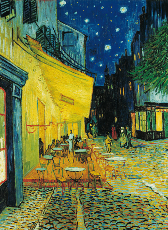 for Van gogh notte