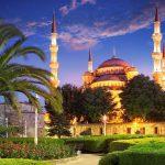 پازل ۱۰۰۰ تکه مسجد آبی – ترکیه