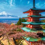 پازل ۱۵۰۰ تکه کوه فوجی – ژاپن