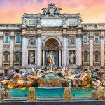 پازل ۵۰۰ تکه فواره تروی – رم ، ایتالیا